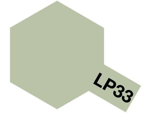 タミヤ ラッカー塗料 LP-33 灰緑色(日本海軍) 《塗料》