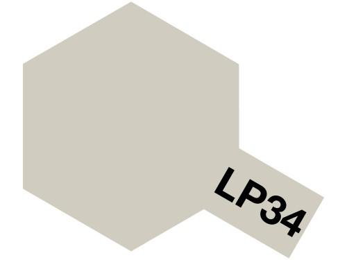 タミヤ ラッカー塗料 LP-34 ライトグレイ 《塗料》