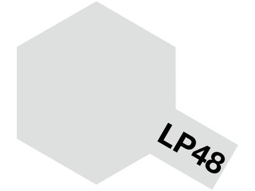 タミヤ ラッカー塗料 LP-48 スパークリングシルバー 塗料