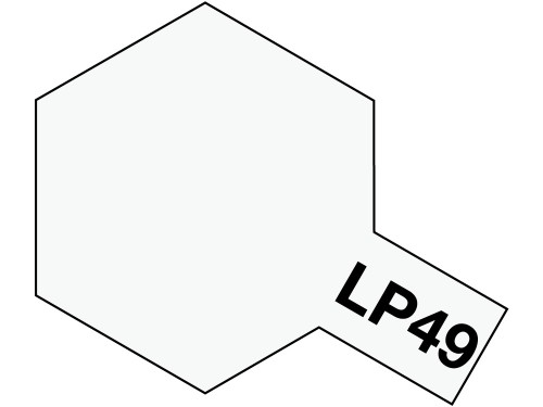 タミヤ ラッカー塗料 LP-49 パールクリヤー 塗料