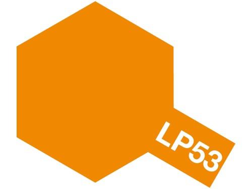 タミヤ ラッカー塗料 LP-53 クリヤーオレンジ 塗料