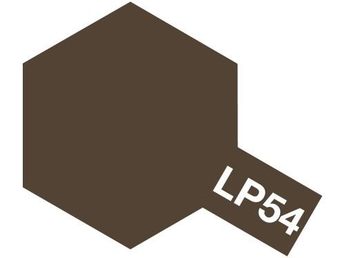タミヤ ラッカー塗料 LP-54 ダークアイアン(履帯色) 塗料
