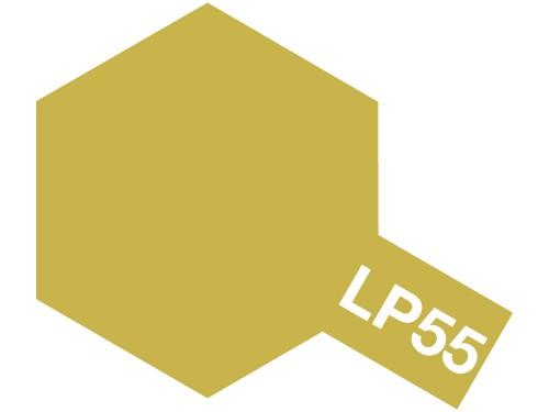 タミヤ ラッカー塗料 LP-55 ダークイエロー2(陸軍) 塗料
