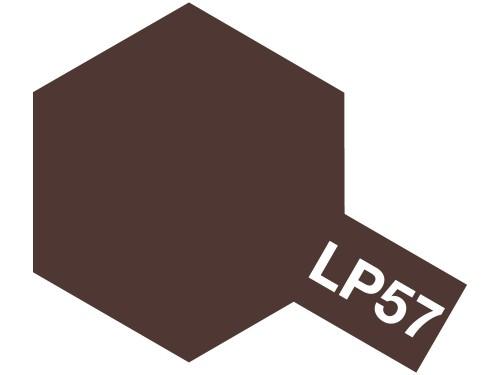 タミヤ ラッカー塗料 LP-57 レッドブラウン2(ドイツ陸軍) 塗料