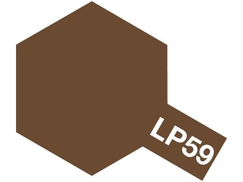 タミヤ ラッカー塗料 LP-59 NATOブラウン 塗料