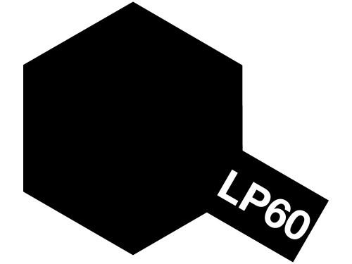 タミヤ ラッカー塗料 LP-60 NATOブラック 塗料