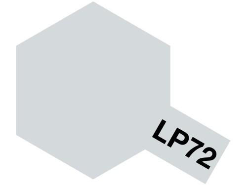 タミヤ ラッカー塗料 LP-72 マイカシルバー 塗料