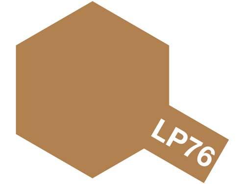 タミヤ ラッカー塗料 LP-76 イエローブラウン(DAK 1941〜) 塗料