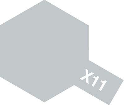 ペイントマーカー 光沢 X11 クロームシルバー 89011