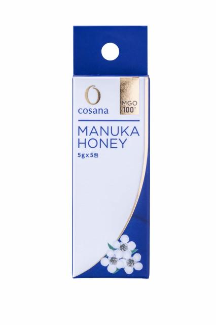 【宅配便】◆マヌカハニーMGO100+ 5g×5包◆