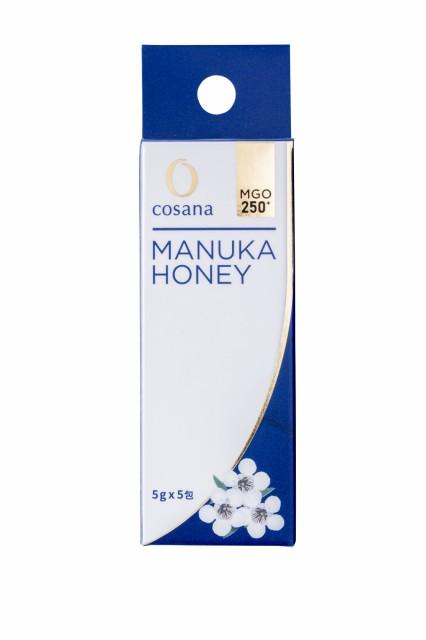 【ネコポス便(3個まで)】◆マヌカハニーMGO250+ 5g×5包◆