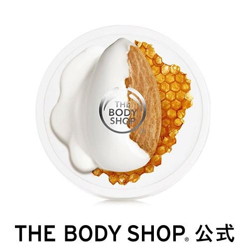 【正規品】 ボディクリーム ボディバター アーモンドミルク&ハニー 200ml THE BODY SHOP ボディショップ 乾燥 保湿 モイスチャー しっと