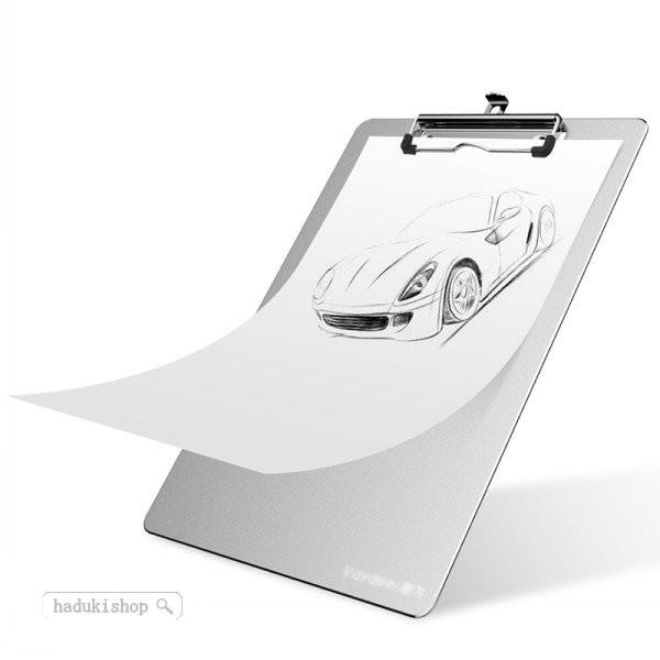 クリップボード 画板 ファイル バインダー付 ワードパッド バインダー タテ型 携帯便利 ボード?デッサン スケッチ 画材 写生 図画 美術