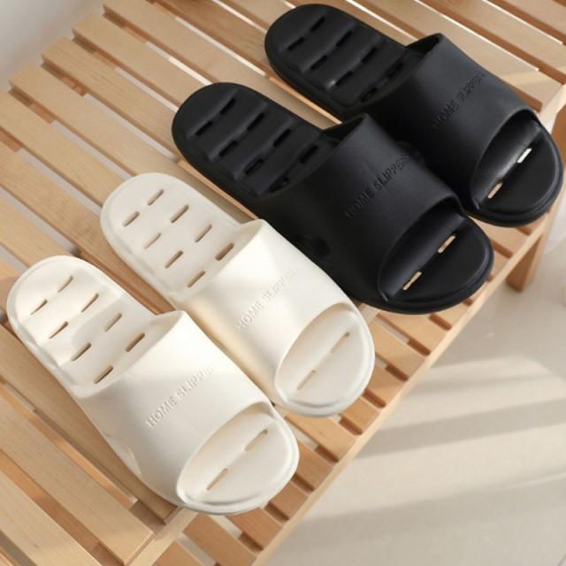 バススリッパ 浴室用 風呂場 自宅用 レディース メンズ ベランダ 軽い 履きやすい 穴あり サンダル トイレ用スリッパ サンダル バス用品