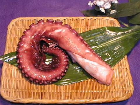 煮だこ(600g)/たこ/タコ/蛸/刺身/