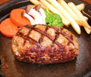 ハンバーグ 専門店の【網焼きハンバーグ250g×4】手作り 牛肉