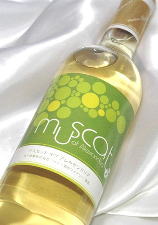 シャトー酒折 マスカット オブ アレキサンドリア 720ml/白ワイン/国産/日本ワイン