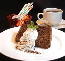 だんらんや 手づくり 珈琲シフォンケーキ お取り寄せ/スイーツ/誕生日/ギフト