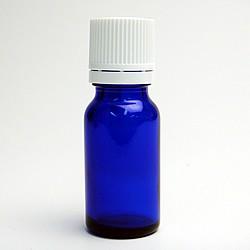遮光ビン ブルー 10ml 遮光瓶 アロマオイル 保管 保存 詰替え 小分け メール便対応