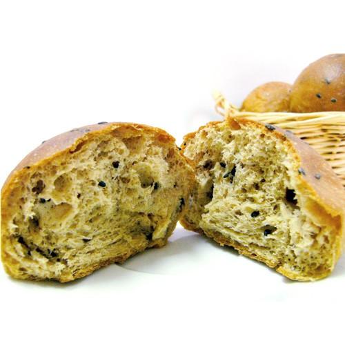 低糖質ごまパン【1袋12入り】糖質オフ・糖類ゼロ・糖質制限ダイエット中の方におすすめ。血糖値の気になる方へ。小麦ふすま使用
