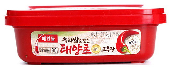 「ヘチャンドル(ビビゴ)」 コチュジャン 200g■韓国食品■韓国料理/韓国食材/調味料/韓国ソース/唐辛子/スパイス/カプサイシン