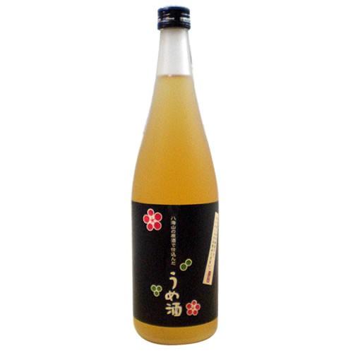 【梅酒】八海山の原酒で仕込んだ「うめ酒」720ml 【八海醸造】[還暦祝い 誕生日 ご贈答 記念品 お歳暮 父の日]