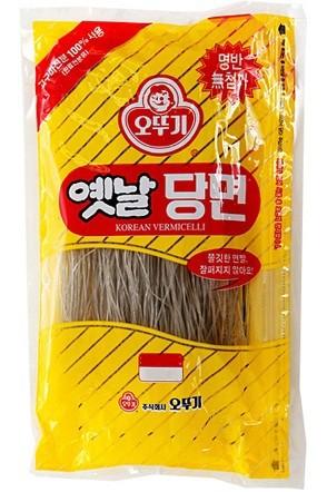 チャップチェの麺 オットギ 春雨 1Kg/韓国食品/韓国料理/韓国食材/韓国ジャプチェ/ジャプチェ用の麺/春雨/はるさめ