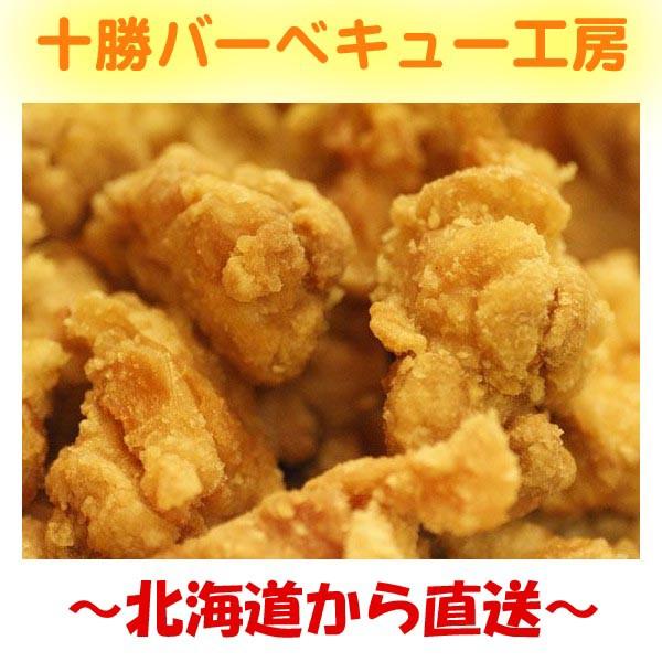 【PB商品】 モモフライドチキン塩味 500g ※未調理品(味付けのみ)