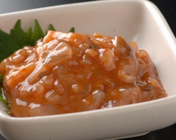 たこジャン辛漬160gビン 元祖ジャン辛漬の味をお届け おつまみ 珍味 タコ 海産 米 酒 ビール