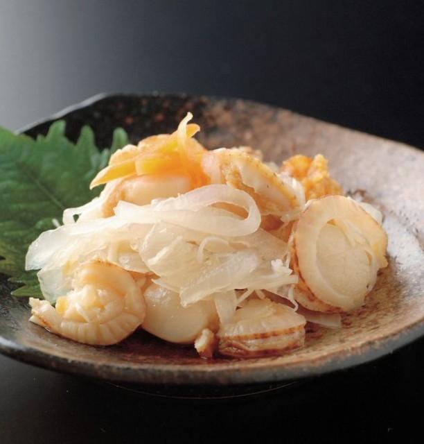 帆立マリーネ180g 北海道産ほたて貝原料使用 函館加工 ワイン おつまみ オードブル 珍味 ビール