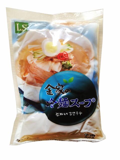 ★新商品★金家 水冷麺のスープ(300g)★韓国食品市場★韓国食材/ 韓国料理/ 冷麺/ 麺/ スープ/韓国スープ