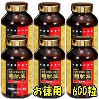 麹肥減DX 600粒( こうひげん ) 6個 第一薬品 商品の期限は2023年6月