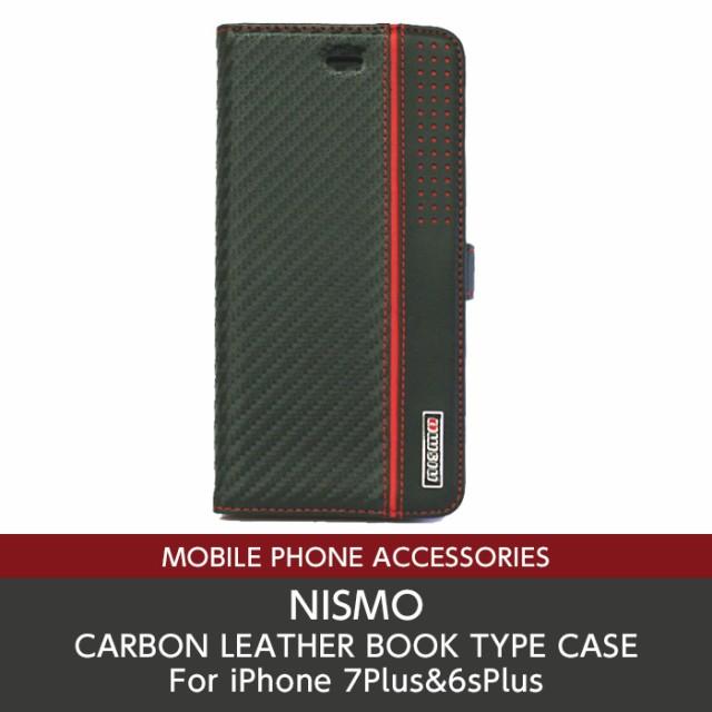 838bf200ba エアージェイ nismo 公式ライセンス iPhone7Plus 6sPlusケース 手帳型 アイフォン 7プラスケース ニスモ メンズ