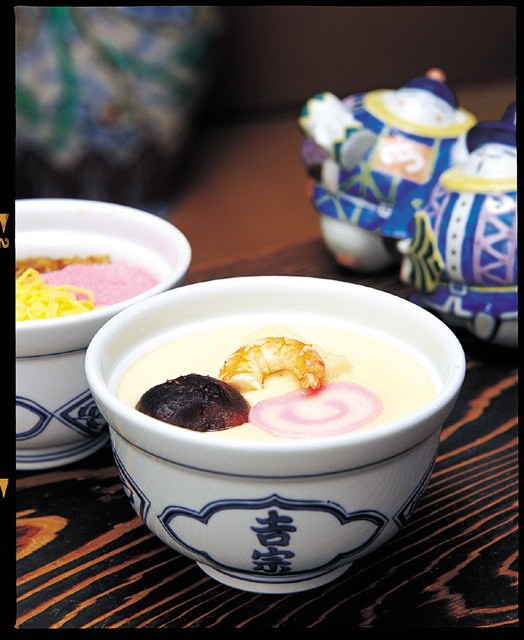 送料無料 吉宗の冷凍茶碗蒸し 6パック入り×9 長崎 のしOK / 贈り物 グルメ 食品 ギフト