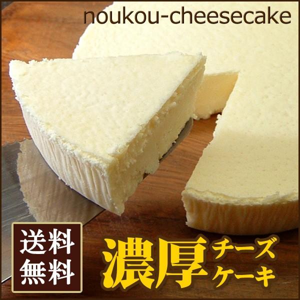 大感動!濃厚チーズケーキ2個セット/送料込/お試し/冷凍/沖縄・離島送料加算