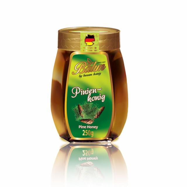 ドイツ産 はちみつ バリム パインハニー 250g ドイツ産 松の木蜂蜜 250g Balim(バリム)ハニー ハチミツ 蜂蜜 ハニーデュー 甘露蜜