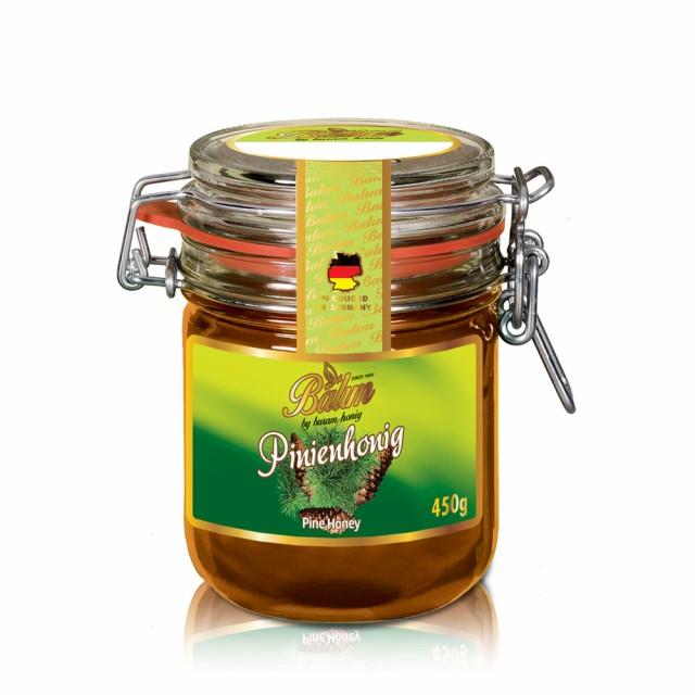 ドイツ産 はちみつ バリム パインハニー 450g ドイツ産 松の木蜂蜜 450g Balim(バリム)ハニー ハチミツ 蜂蜜 ハニーデュー 甘露蜜