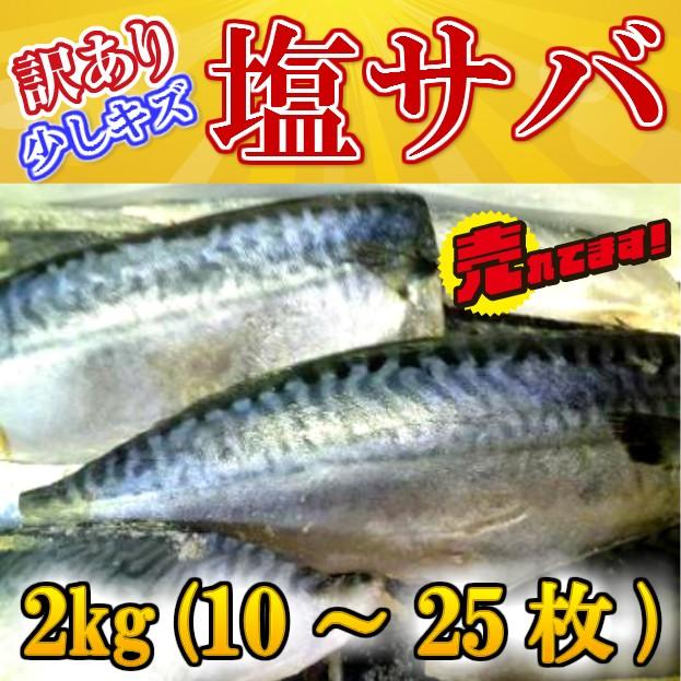 訳あり 国産 塩サバ 山盛り 約2kg入 のし対応 お歳暮 お中元 ギフト BBQ 魚介