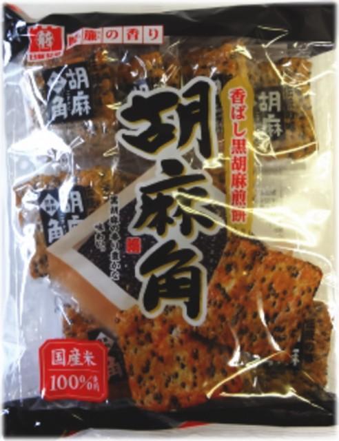 日新製菓 胡麻角 (2枚×10)×12袋