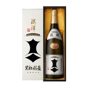 純米古酒 瑞祥(ずいしょう) 黒松剣菱 1800ml/日本酒