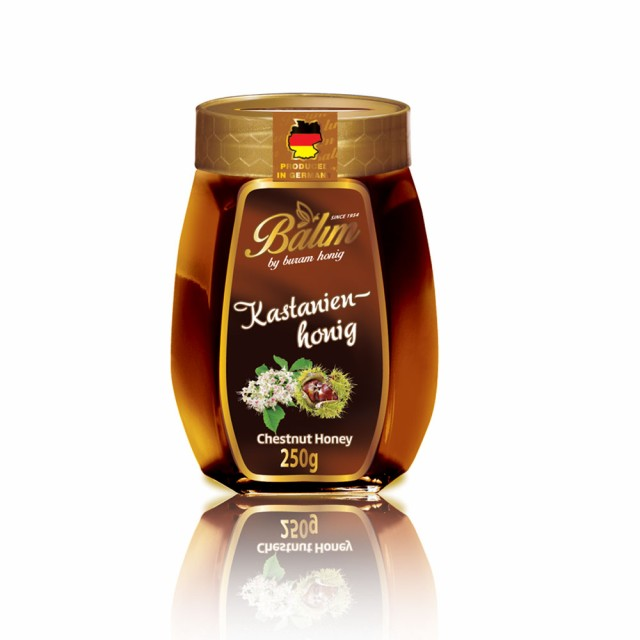 ドイツ産 はちみつ バリム チェスナッツハニー 250g 栗のはちみつ マロンハニー ドイツ産 くり蜂蜜 250g Balim(バリム)ハニー ハチミツ