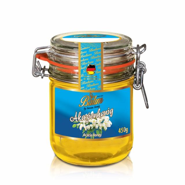 ドイツ産 はちみつ バリム アカシアハニー 450g ドイツ産 アカシアはちみつ 450g アカシア蜂蜜 はちみつ ハチミツ 蜂蜜