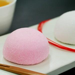 紅白饅頭 千寿の舞1個入 「スイーツ ギフト お菓子 和菓子 詰合せ 饅頭 熨斗 御祝」