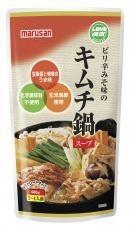 マルサン ピリ辛みそ味のキムチ鍋スープ 600g