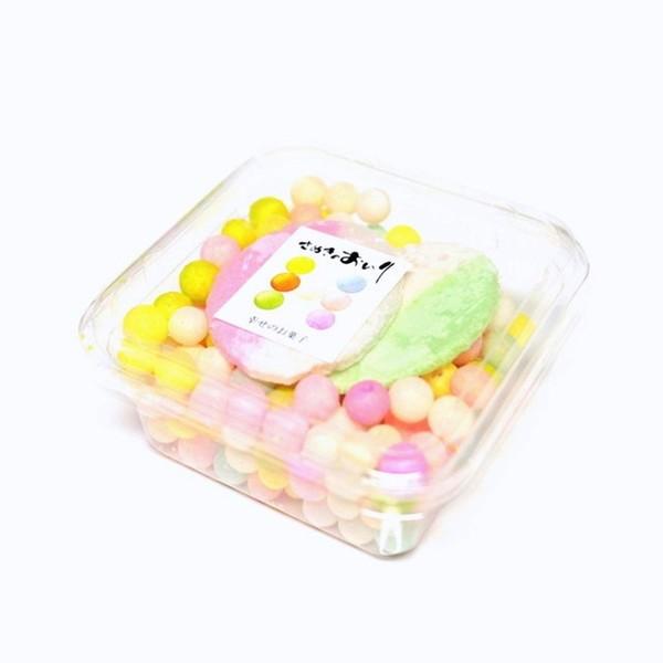 香川限定 幸せのお菓子 さぬきのおいり 3個セット