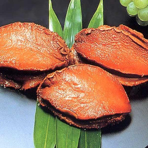 ギフト あわびの煮貝 お取り寄せ 山梨 かいやの鮑の煮貝、ギフト用鮑4粒木箱入り アワビあわびかいやの煮貝ギフト お中元 お歳暮