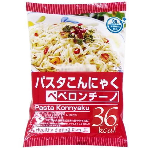 こんにゃくパスタ  ぺペロンチーノ×24食【送料無料】