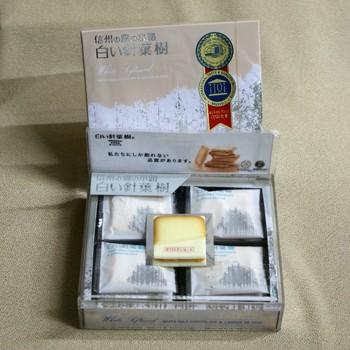 白い針葉樹12個入(信州長野県のお土産 お菓子 洋菓子 お取り寄せ ご当地スイーツ ギフト チョコレート菓子 クッキー ビスケット ラング