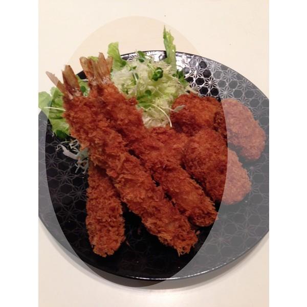 ジャンボエビフライ 5尾入り(1尾約20cm)【エビ】【惣菜】