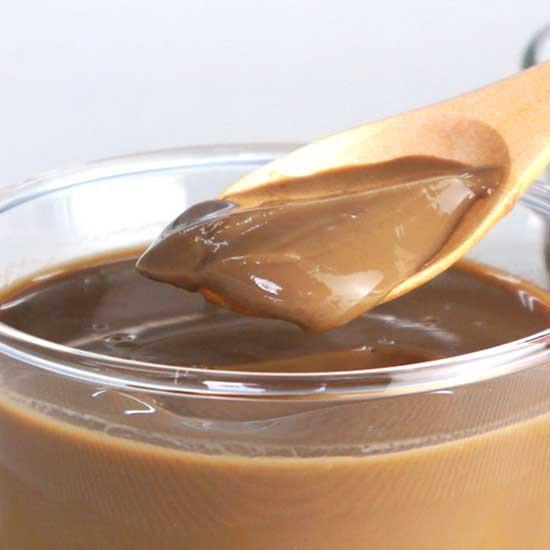 森半 ほうじ茶ぷりんの素(プリンミックス粉) 80g [まったり、とろふわのほうじ茶プリンが、ポットのお湯で簡単に作れます] ほうじ茶